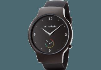 RUNTASTIC RUNMOBA1 Moment Basic Schwarz (Wearable)