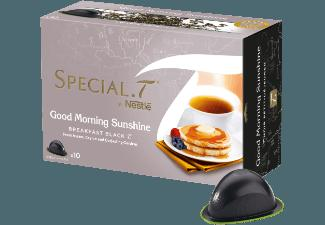 SPECIAL T BY NESTLE 12222543 GOOD MORNING SUNSHINE Teekapsel Schwarz (SPECIAL.T System)