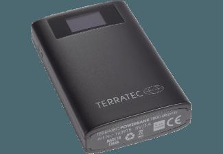 TERRATEC Powerbank 7800 Display Powerbank 7800 mAh Schwarz