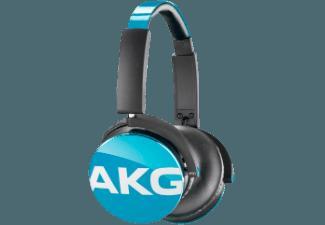Bedienungsanleitung AKG Y50 Kopfhörer Blau   Bedienungsanleitung