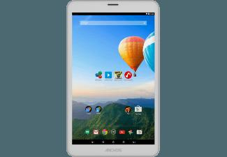 ARCHOS 80c Xenon 16 GB  Tablet Weiß/Metall-Silber