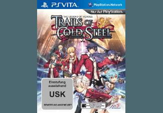 Trails of Cold Steel - aka Legend of Heroes [PlayStation Vita]
