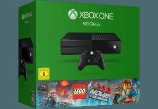 Xbox One 500GB The LEGO Movie Videogame Bundle