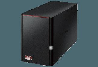 BUFFALO LinkStation LS520D  2 TB 3.5 Zoll extern