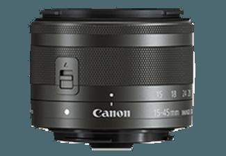 CANON EF 15-45 mm IS STM Weitwinkelzoom für Canon EF-M (15 mm-45 mm, f/3.5-6.3)