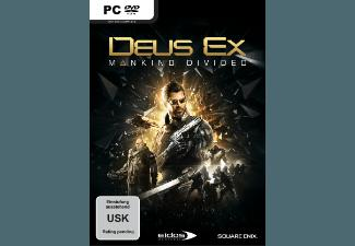 Deus Ex - Mankind Divided (Day One Steel-Edition) [PC]