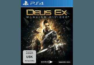 Deus Ex - Mankind Divided (Day One Steel-Edition) [PlayStation 4]