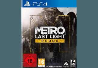 Metro: Last Light Redux [PlayStation 4]
