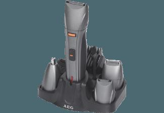AEG. BHT 5640 Body- Groomer/Hair-Trimmer Anthrazit (Netzbetrieb)