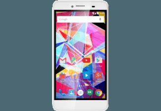 ARCHOS Diamond Plus 16 GB Aluminium Dual SIM