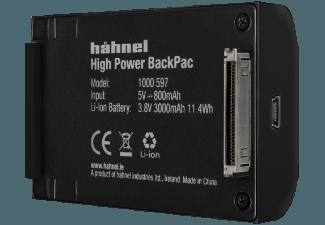 HÄHNEL High Power-BackPac Akku
