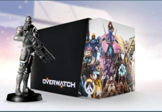 Overwatch (Collector's Edition) [PlayStation 4]
