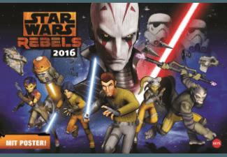 Star Wars Rebels Kalender 2016 Broschur XL