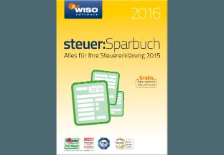 BUHL WISO Steuer - Sparbuch 2016