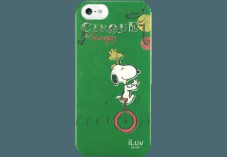 ILUV ICA7H382GRN Tasche iPhone 5/5s