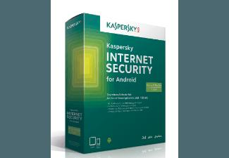 Kaspersky Internet Security for Android 2 Geräte (Mini-box)