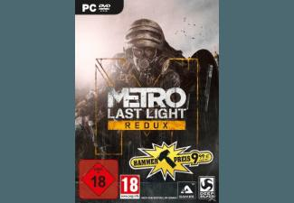 Metro: Last Light Redux [PC]
