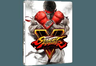Street Fighter 5 (Steelbook Edition) [PlayStation 4]