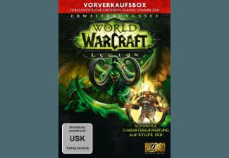 World of Warcraft: Legion (Add-On) - Vorverkaufsbox [PC]