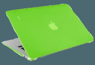 ARTWIZZ Rubber Clip für das MacBook Air 11 Zoll, grün  MacBook Air 11 Zoll