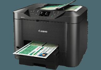CANON MB 5350 MAXIFY Tintenstrahl 4-in-1 Multifunktionsdrucker WLAN