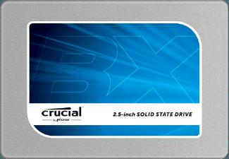 CRUCIAL CT500BX100SSD1 BX100  500 GB 2.5 Zoll intern