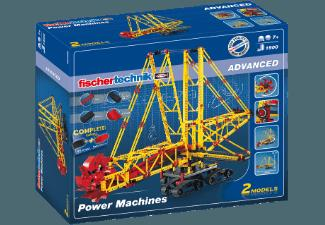 FISCHERTECHNIK 520398 Power Machines Gelb