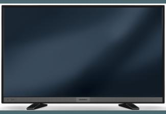 GRUNDIG 48 VLE 5520 BG LED TV (Flat, 48 Zoll, Full-HD)