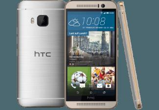 HTC One M9 32 GB Silber/Gold