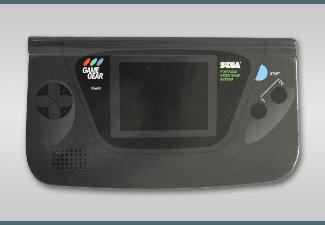 Notizbuch Game Gear Konsole