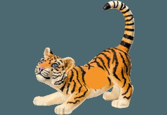 RAVENSBURGER 00407 Tiger Junges Orange, Schwarz