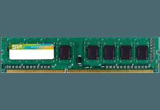 SILICON POWER SP002GBLTU133V01 DDR3 1333 - 240PIN DIMM Speichermodul Upgrade für Desktop PC 2 GB