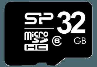 SILICON POWER SP032GBSTH006V10 MicroSDHC Class 6 32 GB