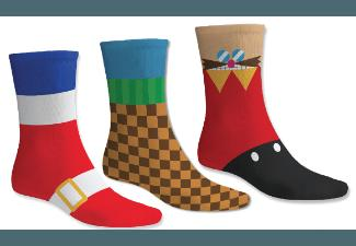 Sonic the Hedgehog Socken 3 Paar